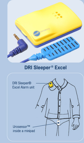 Dri-Sleeper Enuresis Alarm