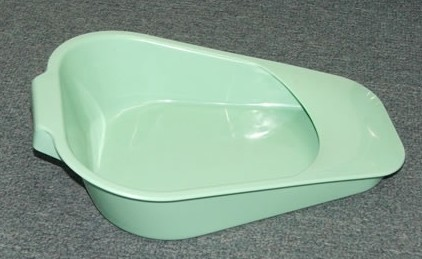 Slipper / Fracture Bed Pan