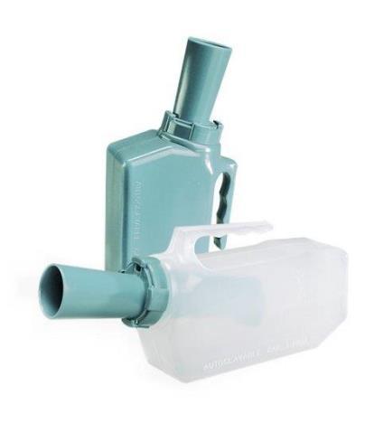 BetterLiving Spil-Pruf Urinal Bottles