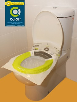 Coloff Stool And Urine Test Collector