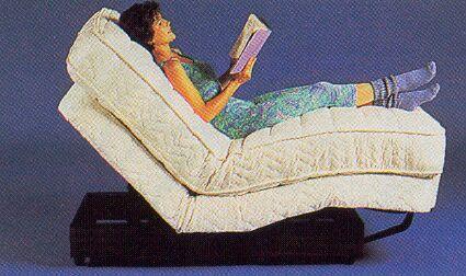 Electrajust / Sleeptech Adjustable Bed