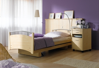 WiBo Carisma Adjustable Bed