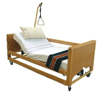 EuroCare Viscount Adjustable Bed