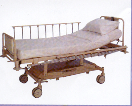 Alrick 4000 Mark II Series Electric Hi-Low Bed