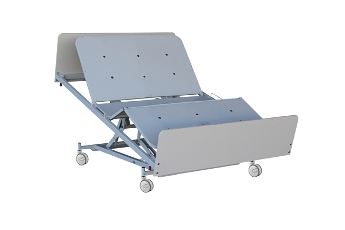 Alrick 2400KS-T Bariatric Series Electrically Adjustable Bed