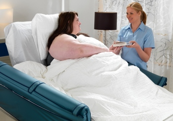ArjoHuntleigh Contoura 1080 Bariatric Bed