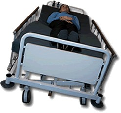 Smart Care Programmable Turning Bed (Cardinal)