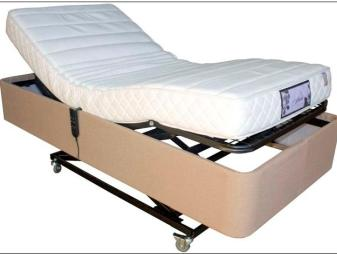 Avante Hi-Lo Flex Adjustable Bed