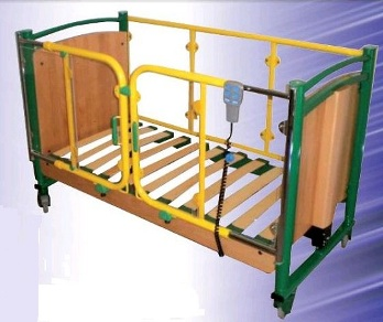 Alrick Nino Bed