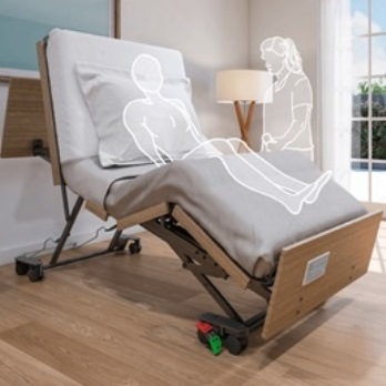 FL250 Floorline Bed