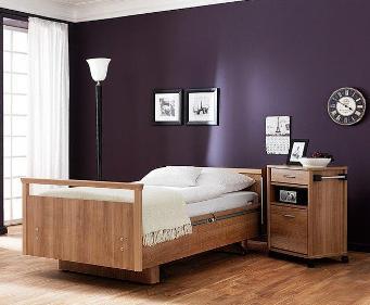 WiBo Carisma 300 Bariatric Bed