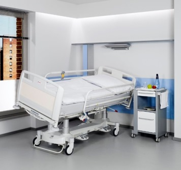 Linet Latera Acute Turning Bed