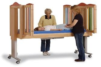 Medifab Safe Surround Genie Bed