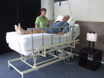 Novacorr Hi Lo Adjustable Health Beds