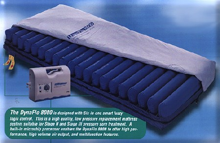 Dynaflo 8000 Replacement Mattress System