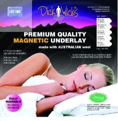 Magnetic Mattress Overlays / Underlays