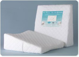 Therapeutic Pillow Contoured Bed Wedge