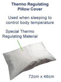 Thermo Regulating Pillow Cover - 943