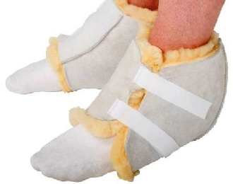 Aged Care Linen Sheepskin Joint Protectors