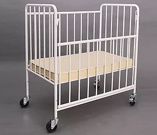 Evacuation Metal Cot
