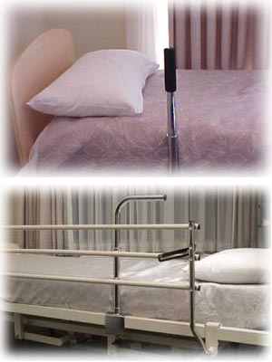 Fold Away Bed Pole