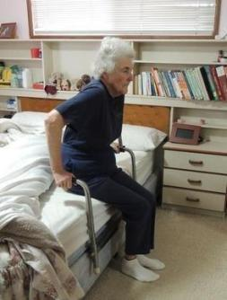 Bed to Stand Helping Hand