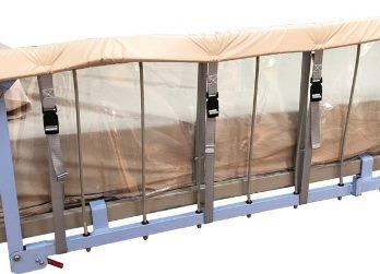 Pelican Bed Rail Protector