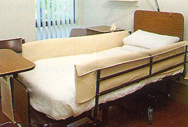 Polymedic Bed Rail Protector