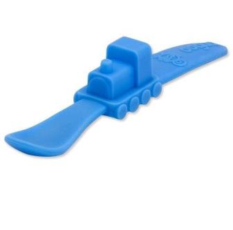 Silicone Airplane Spoon