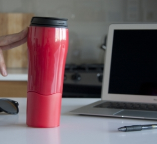 Mighty Mug - Spill Resistant