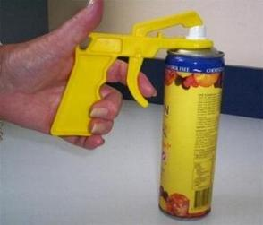 Uni-Pro Spray Can Trigger Grip