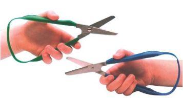 Peta Easi-Grip Self Opening Scissors