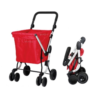 WeGo Playmarket Shopping Trolley