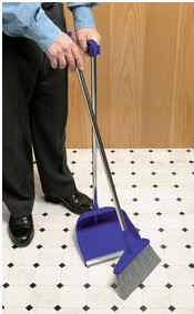 Dustpan/Brush Long