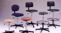 Back Care & Seating Industrial Chairs