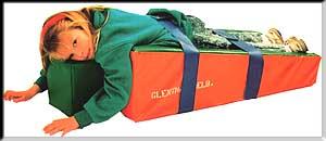 Glentham Scooped Wedges