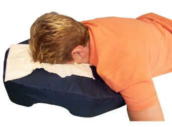 Pelican Prone Pillow