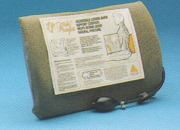 Koala Komfort Adjustable Back Cushion