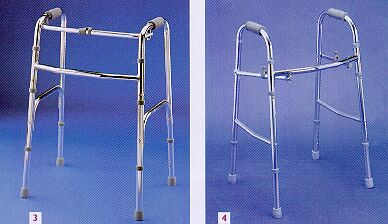 Care Quip Folding Walking Frames - 840 Series
