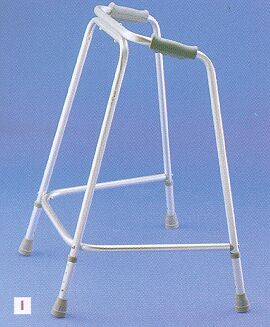 K-Care Rigid Walking Frame - KA350