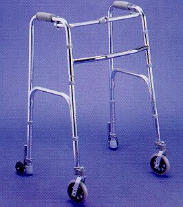 Care Quip Mobile Walking Frames  840 Series