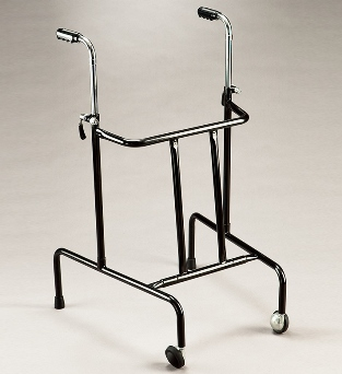Care Quip Ezywalker Mobile Walking Frame 2110 or 2115