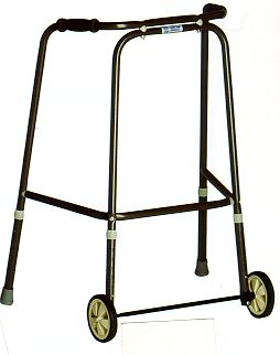 K-Care Rigid Walking Frame - KA351