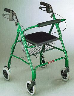 A Frame Walker With Loop Lever Brakes