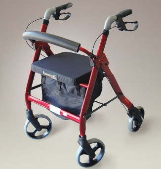 Freedom Healthcare Genesis 3 Quad Walker BRO204