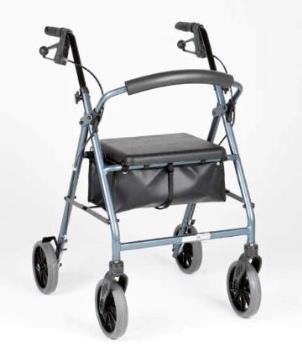 Peak Care Ellipse 8 Tall Rollator