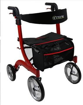 Peak Care Ellipse Lite Rollator