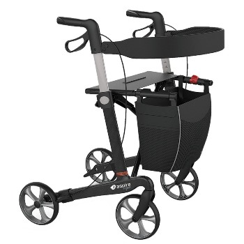 Aspire Vogue Carbon Fibre Seat Walker