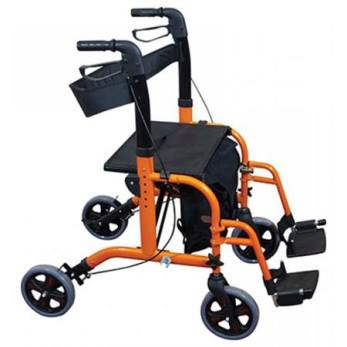 Browse Products: Wheeled Walking Frames (With Seat) | Assistive ...