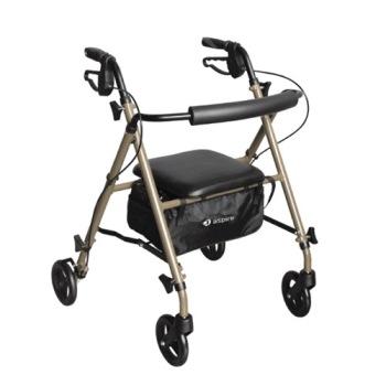 Aspire Superlite Adjustable Seat Walker